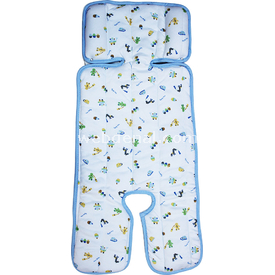 Sevi Bebe 8376 Bebek Puset Minderi Mavi Travel Sistem Bebek Arabası