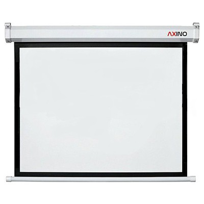 Axino 240*200CM STORLU PROJEKSİYON PERDESİ Projeksiyon Aksesuarı