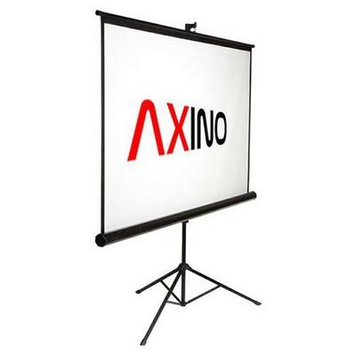 Axino 200*200CM TRİPOD PROJEKSİYON PERDESİ Projeksiyon Perdesi