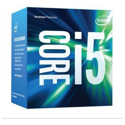 Intel Core i5-6600 Dört Çekirdekli İşlemci