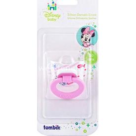 Tombik Disney 2285 Minnie Silikon Damaklı  3 M+ Emzik