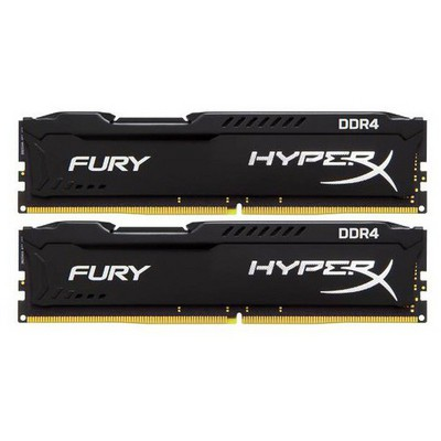 Kingston HyperX Fury 2x8GB Bellek - HX426C15FBK2/16