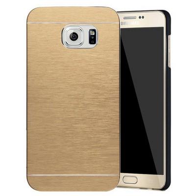 Microsonic Samsung Galaxy Note 5 Kılıf Hybrid Metal Gold Cep Telefonu Kılıfı