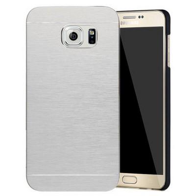 Microsonic Samsung Galaxy Note 5 Kılıf Hybrid Metal Gümüş Cep Telefonu Kılıfı