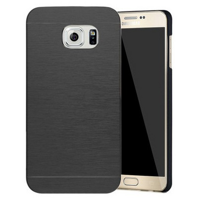 Microsonic Samsung Galaxy Note 5 Kılıf Hybrid Metal Siyah Cep Telefonu Kılıfı