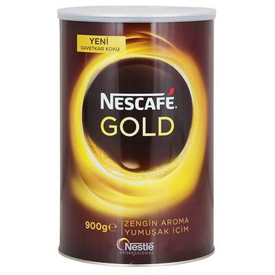 Nescafe Gold  Teneke 900 G Kahve