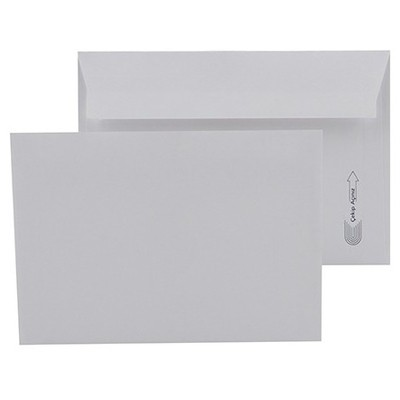 Oyal Kare Zarf Viktoria 114 X 162 Mm Beyaz 25'li Paket Zarflar