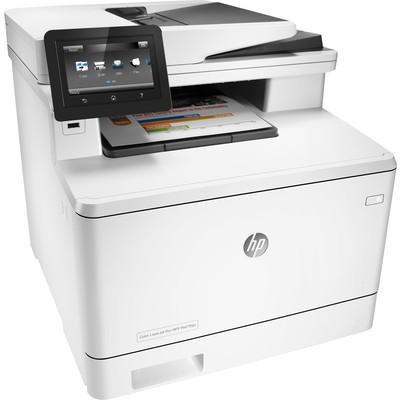 HP Color LaserJet Pro M477fdn Lazer Yazıcı (CF378A)