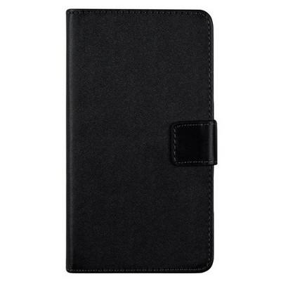 Microsonic Cüzdanlı Deri Lg G3 Stylus Kılıf Siyah Cep Telefonu Kılıfı