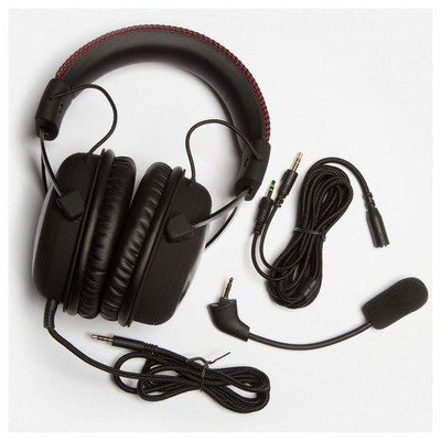 Kingston Hyperx Cloud Core - Pro Gaming Headset (black) Kafa Bantlı Kulaklık