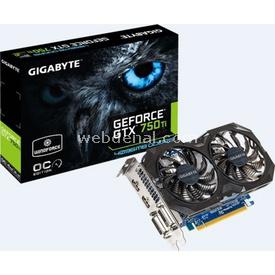 Gigabyte Gtx750twf2oc-4gı 4gb 128bit Gddr5 16x Ekran Kartı