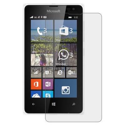 Microsonic Microsoft Lumia 532 Ultra Şeffaf Ekran Koruyucu Film