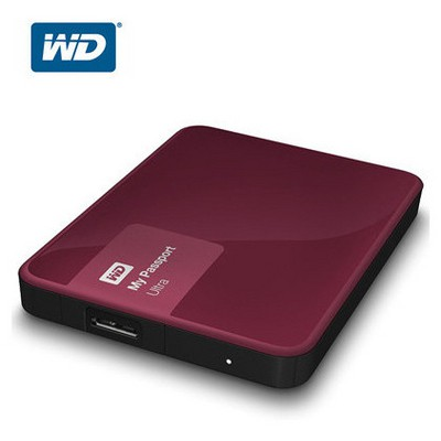 WD 1TB My Passport Ultra Taşınabilir Disk (WDBGPU0010BBY)