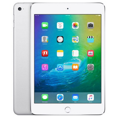 Apple iPad mini 4 64GB Tablet - Gümüş - MK9H2TU/A