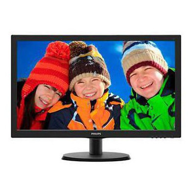 "Philips 223V5LSB/01 21.5"" Wide LED Monitör"