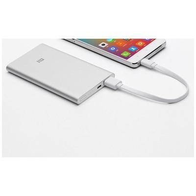 Xiaomi 6954176883742 Xıaomı Powerbank 5000 Mah Grı Taşınabilir Şarj Cihazı