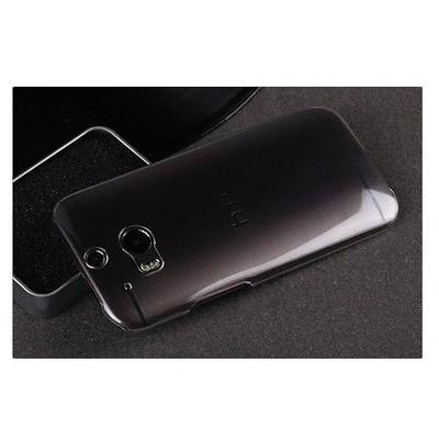 Microsonic Kristal Şeffaf Kılıf - Htc One M8s Cep Telefonu Kılıfı
