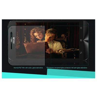 Microsonic Asus Zenfone 2 Laser 5.0'' Temperli Cam Ekran Koruyucu Film