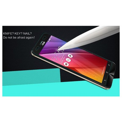 Microsonic Asus Zenfone 2 Laser 5.5'' Temperli Cam Ekran Koruyucu Film