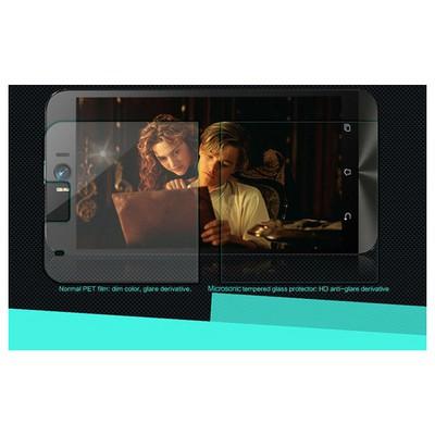 Microsonic Asus Zenfone Selfie Temperli Cam Ekran Koruyucu Film