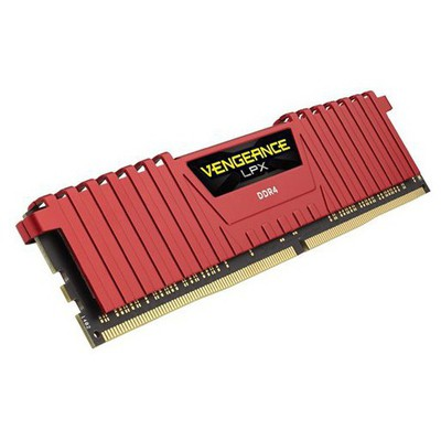 Corsair Vengeance LPX Red 8GB RAM (CMK8GX4M1A2400C14R)