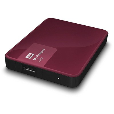 WD 2TB My Passport Ultra WDBBKD0020BBY Taşınabilir Disk