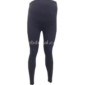 Trndy Trendy Bonbon Kalın Hamile Tayt Füme Xl Pantolon, Şort, Tayt
