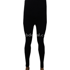 Trndy Trendy Bonbon Kalın Hamile Tayt Siyah S Pantolon, Şort, Tayt