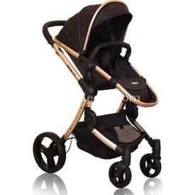 Premom Soho Bebek Arabası Black Çift Yönlü Bebek Arabası
