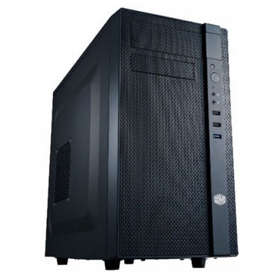 Cooler Master Cm N200 600w Usb3.0 Siyah Mini Tower Atx Kasa