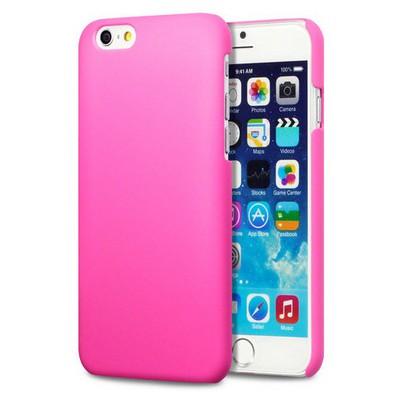Microsonic Premium Slim Iphone 6s Plus Kılıf Pembe Cep Telefonu Kılıfı