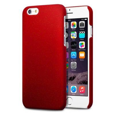 Microsonic Premium Slim Iphone 6s Plus Kılıf Kırmızı Cep Telefonu Kılıfı
