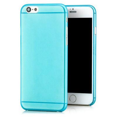 Microsonic Ultra Thin 0.2mm Iphone 6s Plus Kılıf Mavi Cep Telefonu Kılıfı