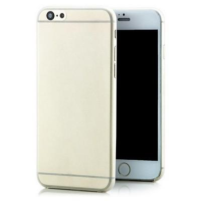 Microsonic Ultra Thin 0.2mm Iphone 6s Kılıf Beyaz Cep Telefonu Kılıfı