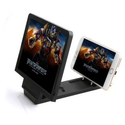 Microsonic Cep Telefonu Ekran Görüntüsü Büyütücü 3d Lens Stand Araç Aksesuarları