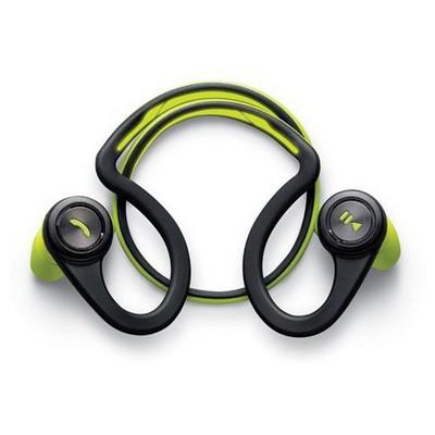 Plantronics Backbeat Fit Stereo Bluetooth Kulaklık Yeşil + Kılıf Kancalı Kulaklık