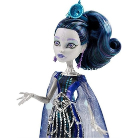 Monster High Boo York'un Yeni Acayip Arkadaşı Elle Eedee Bebekler