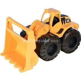 CAT Sağlam Mainalar Wheel Loader Iş Makinası Erkek Çocuk Oyuncakları