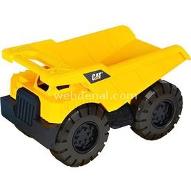CAT Sağlam Mainalar Dump Truck Iş Makinası Erkek Çocuk Oyuncakları
