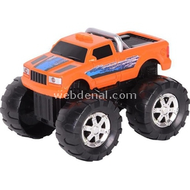 Road Rippers Rr Mini Roadster Rides Sesli Arazi Aracı 10 Cm Turuncu Arabalar