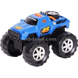Road Rippers Rr Mini Roadster Rides Sesli Arazi Aracı 10 Cm Mavi Arabalar
