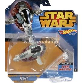 Hot Wheels Star Wars Boba Fett's Slave 1 Uzay Gemisi Arabalar