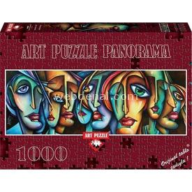 Art 1000 Parça Panaroma Hüznü Paylaşanlar 8697950844468 Puzzle