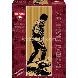 """Art 1000 Parça Atatürk Kocatepe""""de 8697950844185 Puzzle"""