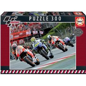 Educa Çocuk  Karton 300 Moto Gp Puzzle