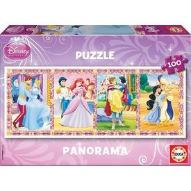 Educa Çocuk  Karton 100 Disney Prensesleri Puzzle