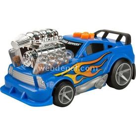 Road Rippers R.r Mini Piston Thumper Sesli Ve Işıklı Araba Mavi Arabalar