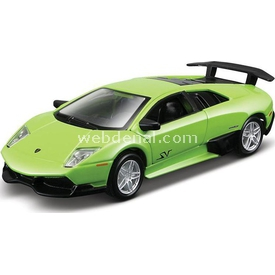 Maisto Lamborghini Lp 670-4 Sv Oyuncak Araba 11 Cm Arabalar