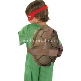 Rubies Ninja Kaplumbağalar Çocuk Kostümü 3-4 Yaş Kostüm & Aksesuar