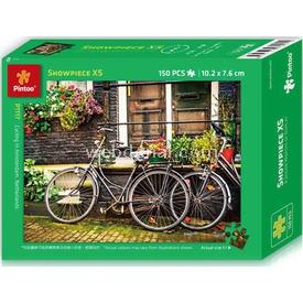 Educa Pintoo Xs  150 Parça Amsterdam Puzzle